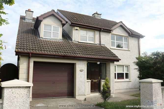 4 Rheban Manor, Athy, Co. Kildare.