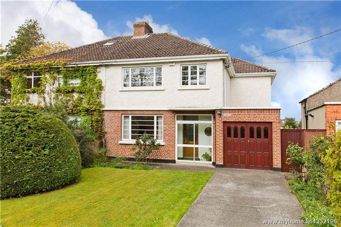 Main image for Glentor, Sarah Curran Avenue, Grange Road, Rathfarnham, Dublin 16