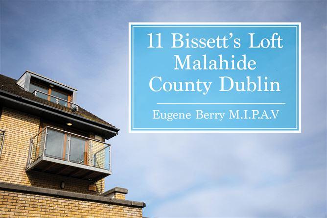 Main image for 11 Bissett's Loft Malahide, Malahide, Dublin