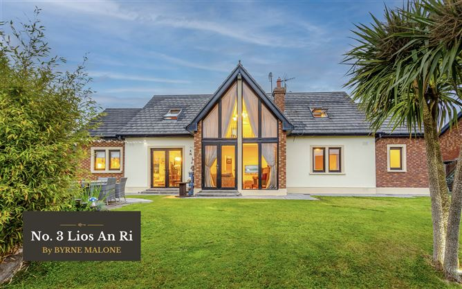 Main image for 3 Lios An Ri, Clogherinkoe, Broadford, Kildare