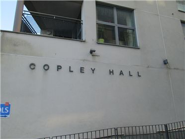 20 Copley Hall, Cotter Street, City Centre Sth,   Cork City
