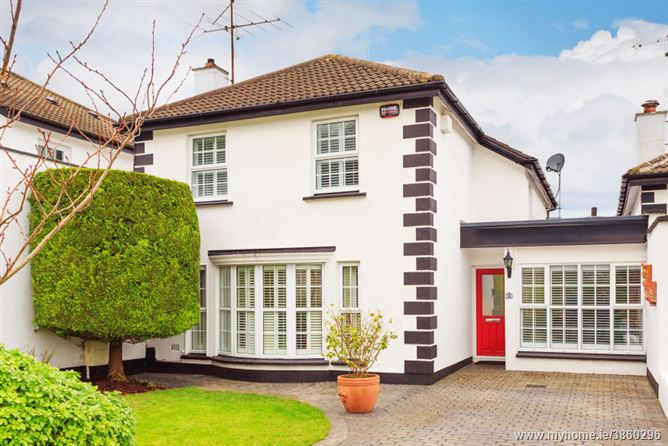 6 Mount Auburn, Killiney, County Dublin