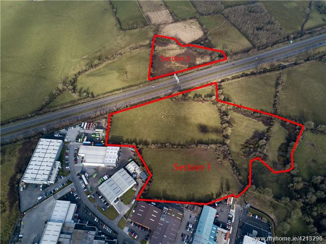 Smithstown 8.18 Hectares, Smithstown, Shannon, Co Clare
