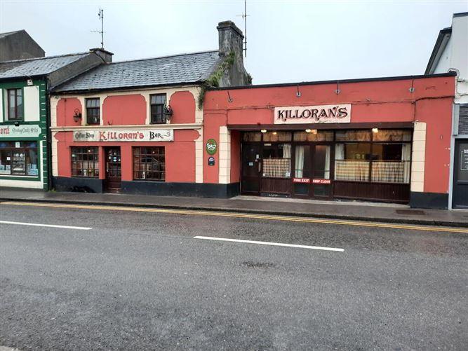 Main image for Killorans Bar & Restaurant, Teeling Street, Tubbercurry, Co. Sligo