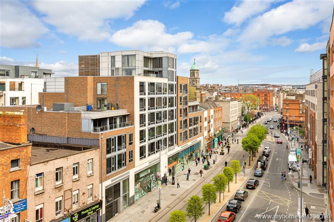 Apartment 35 Greeg Court, Parnell Street, Dublin 1
