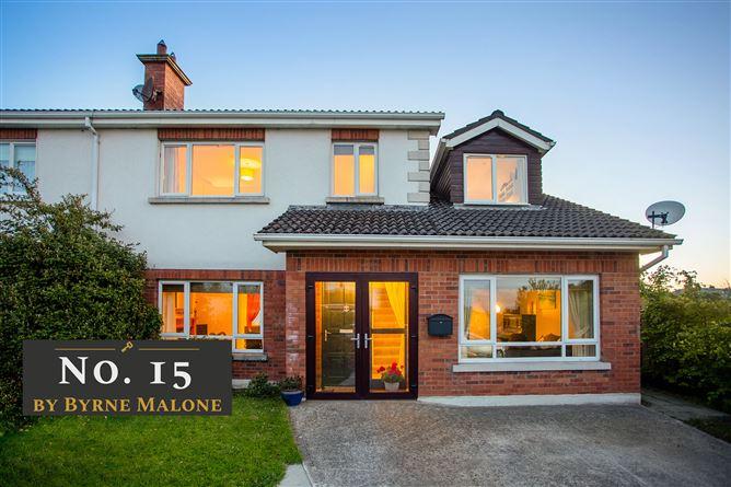 Main image for 15 The Grove, Curragh Grange, Newbridge, Kildare
