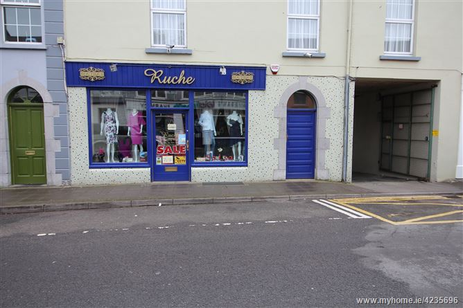 Main image for Prime Commercial Property, Main Street, Carrick-on-Shannon, Leitrim