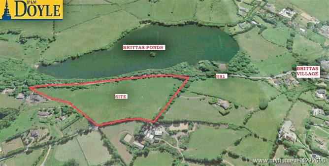 Land c. 15 Acres/ 6.1 HA., Glenaraneen, Brittas, Dublin