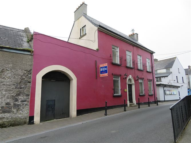 Dispensary House, Church Street, Carlow Town, Carlow