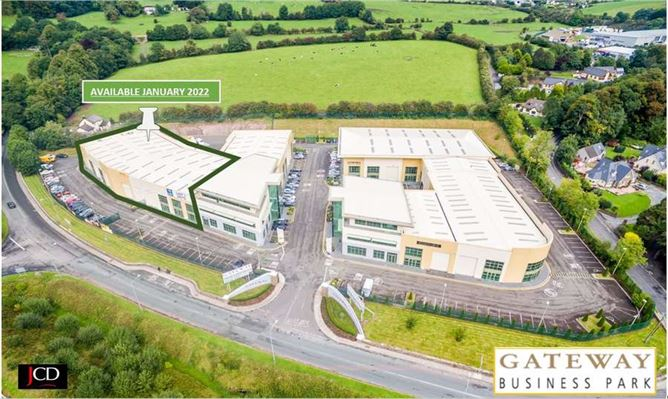 Main image for 1002 - 1012 Gateway Business Park, Old Mallow Road, Blackpool, Cork