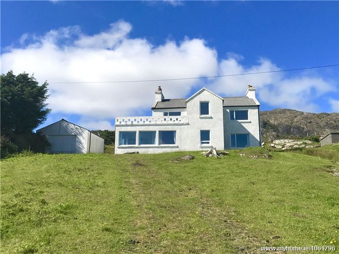 Dogs Bay House, Errisbeg, Roundstone, Co.Galway