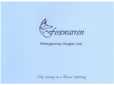 Main image for Foxwarren, Moneygourney, Douglas, Cork