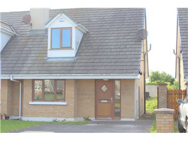 Image for 38 The Meadows, Old Grange Wood, Monasterevin, Kildare