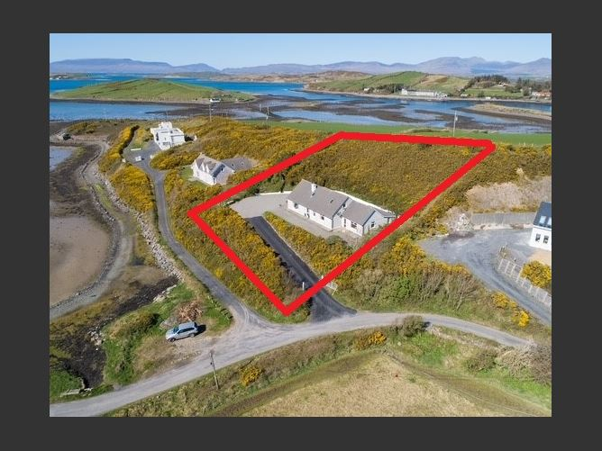 Main image for The Point House, Carrowcally Point, Carrowholly, Westport, Co Mayo, Westport, Mayo