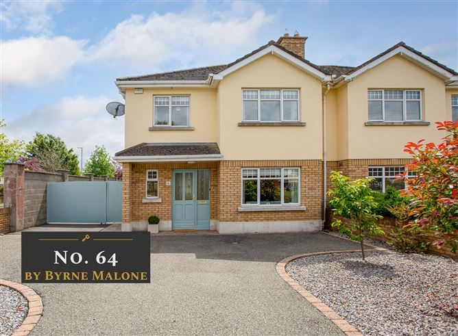 Main image for 64 Wellesley Manor, Newbridge, Kildare