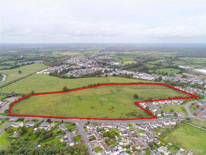 Photo of Lands at Portlaoise Road, Portarlington, Laois