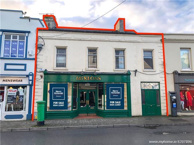 Friar St., Thurles, Co. Tipperary, E41 AY26