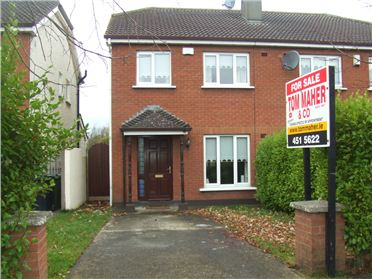 Main image of 3, New Hall Court, Blessington Road, Tallaght, Dublin 24