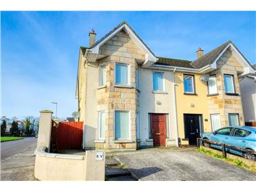 Photo of 17 Abhainn Glass, Edgeworthstown, Longford