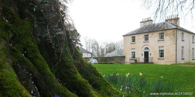 Main image for Killinagh House,McNean Court, Blacklion, County Cavan