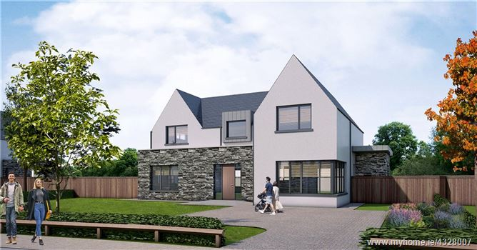 Five Bed Detached Homes, Rowlestown Meadows, Swords, Co Dublin