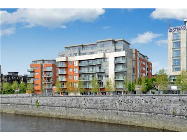 Main image of Investment Opportunity - 6 X 3 Bed Apartments (1 Lot) at The Strand Complex, O'Callghan Strand, Ennis Road, Limerick City