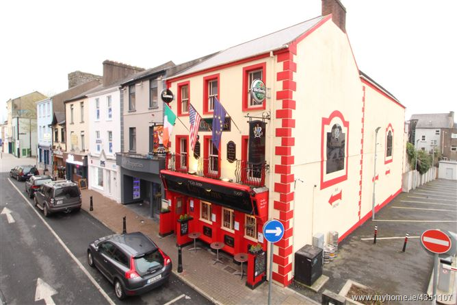 The City Arms Bar, No. 50 High Street, Waterford City, Waterford