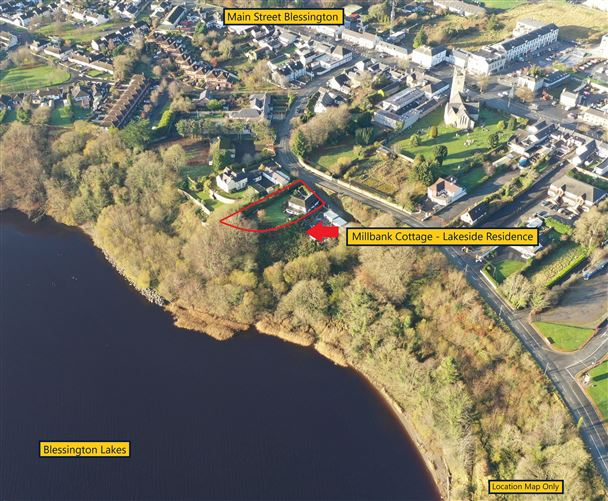 Main image for Millbank Cottage, Lake Drive, Blessington, Wicklow