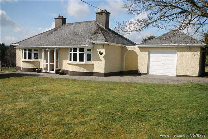 Bungalow on c. 3.35 Acres/ 1.36 Ha., Valleymount, Blessington, Wicklow