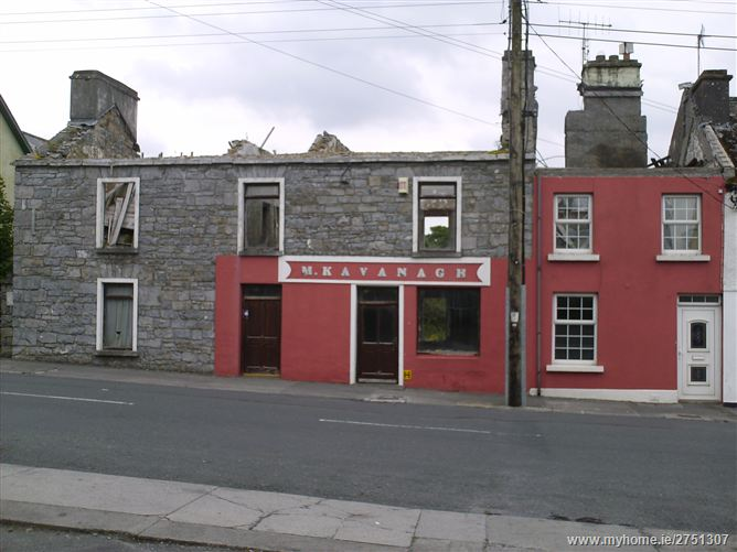 Main Street , Shrule, Mayo