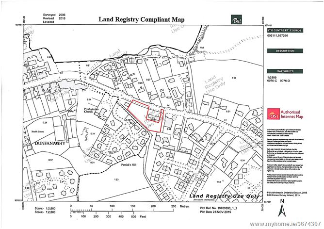 Main image for Development Land, Dunfanaghy, Donegal