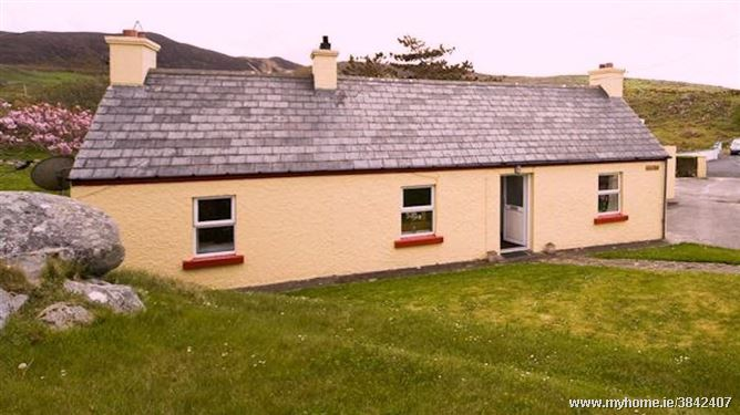 Cosy Nook - Ballymichael, Fanad, Donegal