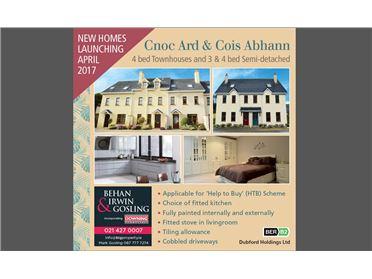 Photo of Cnoc Ard & Cois Abhann, Corruragh, Riverstick, Cork