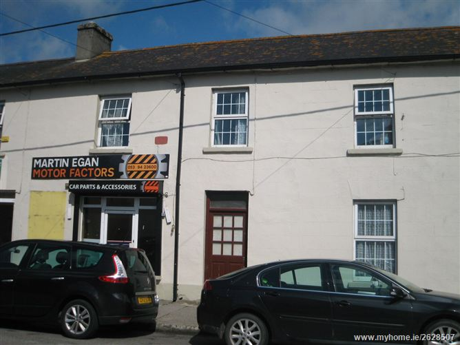 Main Street, Carnew, Wicklow
