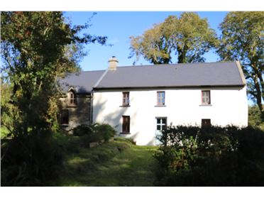 Photo of Gortnacowley Farmhouse, Gortnacowley, Bantry,   West Cork