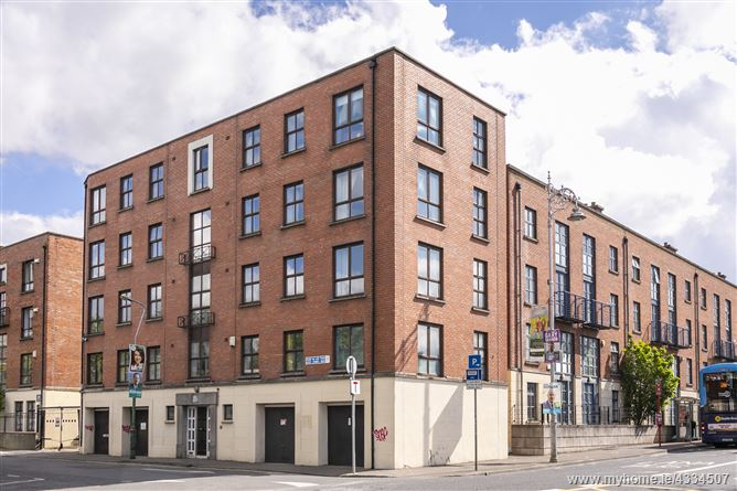 Apt 12 Sarsfield House,Sarsfield Quay, North City Centre, Dublin 7