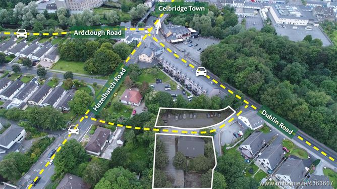 Main image for Dublin Road, Celbridge, Co. Kildare - Site with FPP for 6 houses