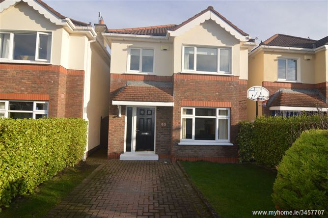 85 Giltspur Wood, Bray, Wicklow