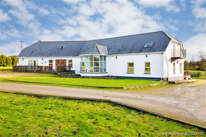 Dateldu House on 5.36 acres (2.17ha), Moneystown, Roundwood, Wicklow