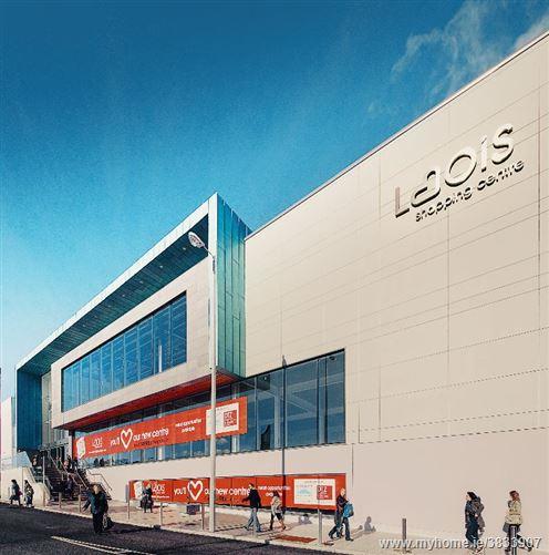 Photo of Laois Shopping Centre, Portlaoise, Co Laois