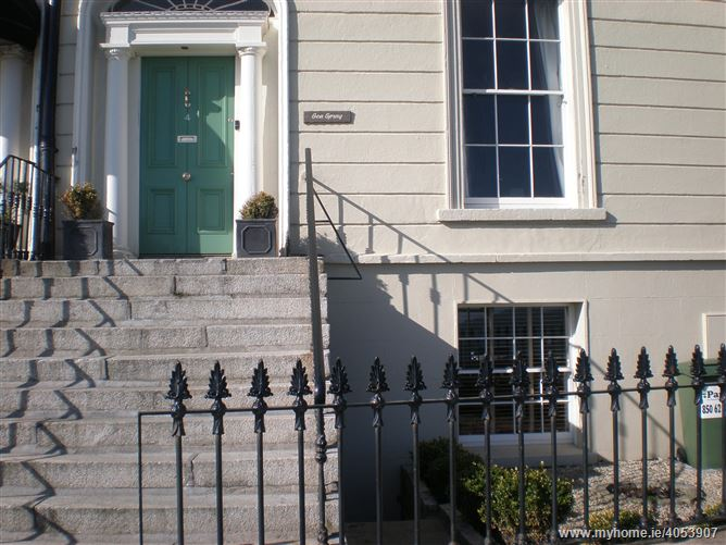 Main image for Victorian Residence By The Sea,Windsor Terrace, Dun Laoghaire