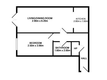 Apartment 25, 125 Francis Street, Francis Street, Dublin 8