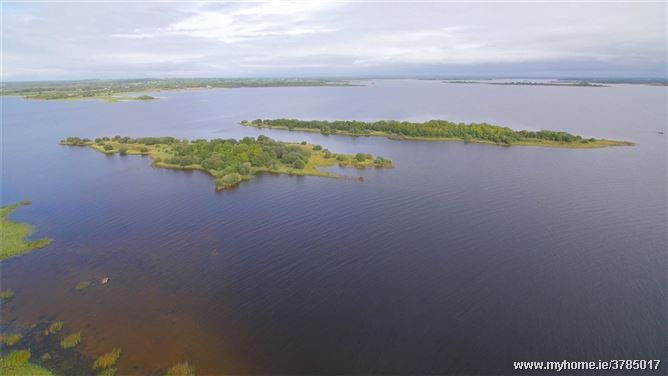The Black Islands, Lough Ree, Newtowncashel, Co Longford