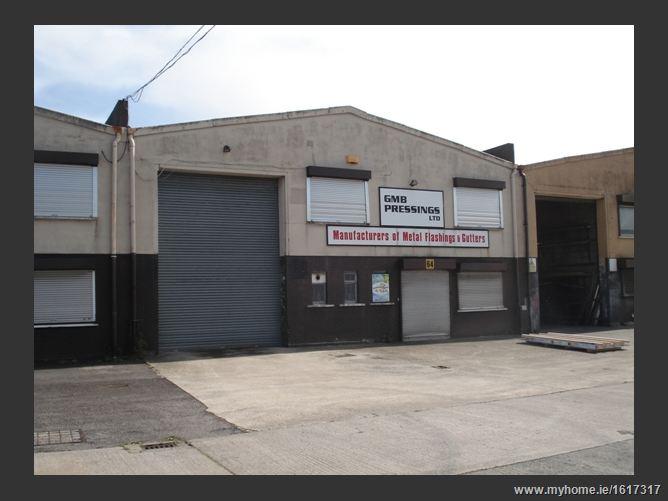 Unit 64, Cookstown Industrial Estate, Tallaght,  Dublin 24