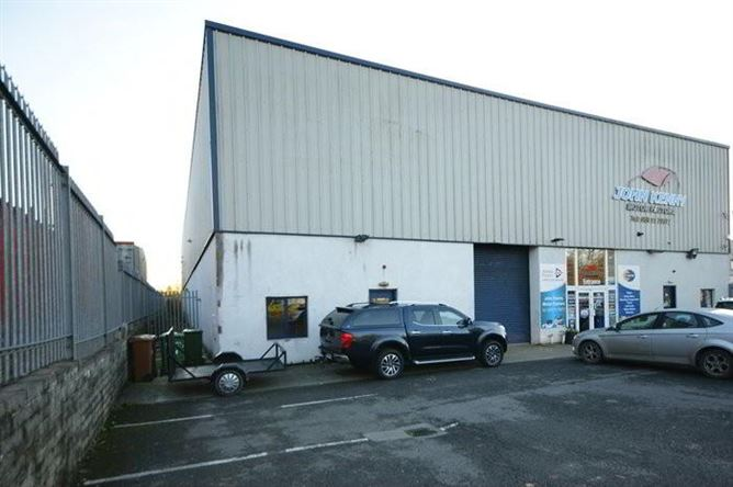 Main image for Unit 2, Strawhall Industrial Estate, Co. Carlow