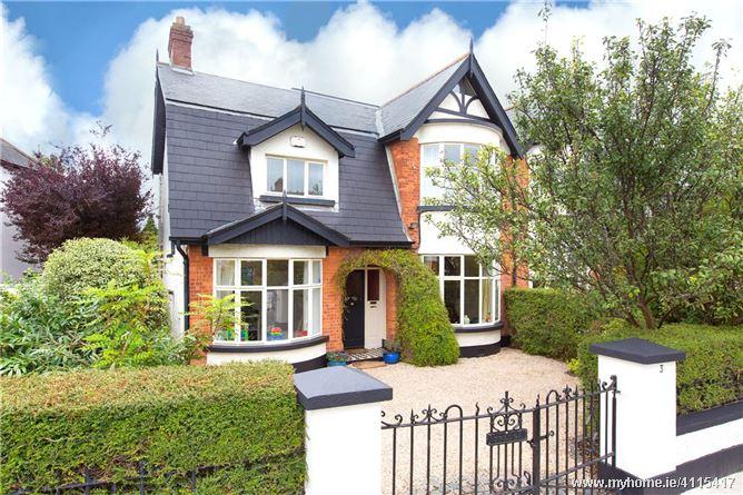 3 St Alban's Park, Sandymount, Dublin 4