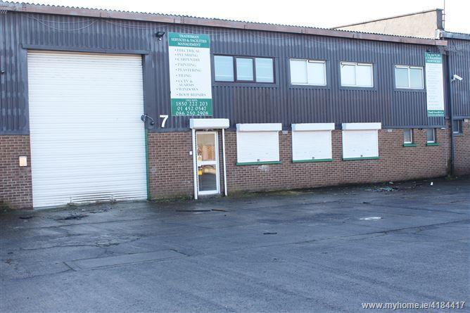 Unit 7 Hibernian Industrial Estate, Greenhills Road, Tallaght, Dublin 24, Tallaght, Dublin 24