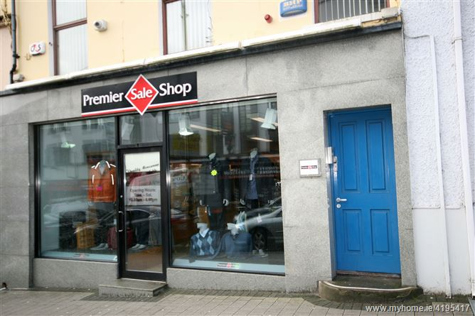 Main Street, Letterkenny, Donegal