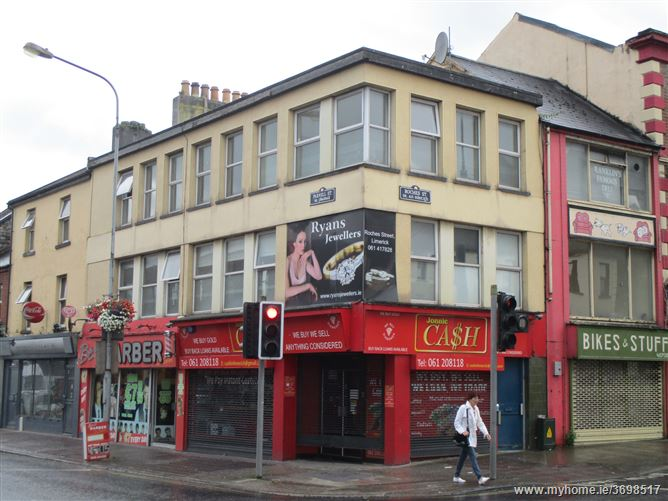 Main image for 65 Parnell St / 29 Roches St, Limerick City