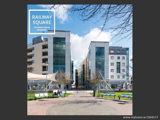 Unit B2, Block B Ground Floor Retail Unit, Railway Square, Waterford City, Waterford